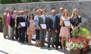 High Foundation Scholarship Winners